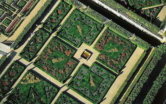 France, Chateau de Villandry