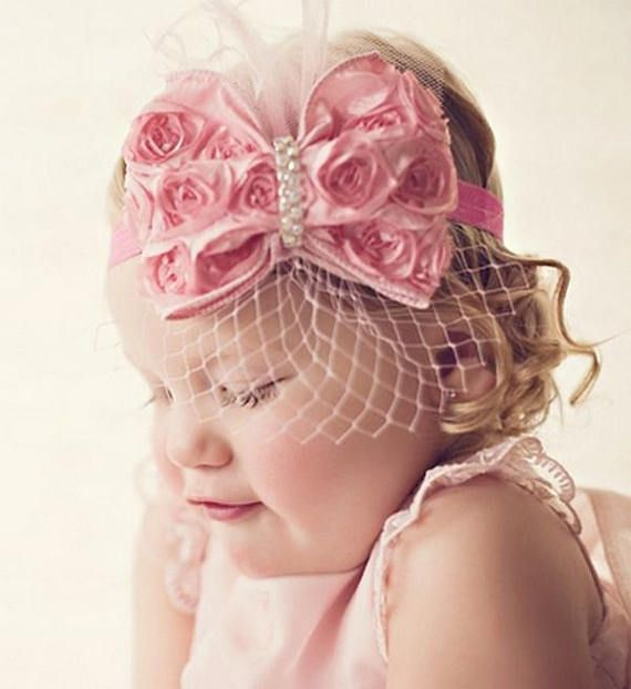 Baby Headbands , Girls Hair Accessories & Photo Props at Little Diva Boutique
