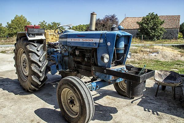 Ford 5000 Tractor Controls : Best images about tractors on pinterest john deere