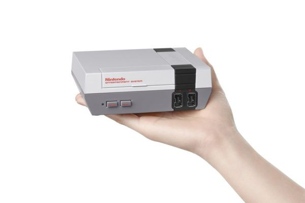 Nintendo Announces A Mini NES With 30 Classic Games Built In