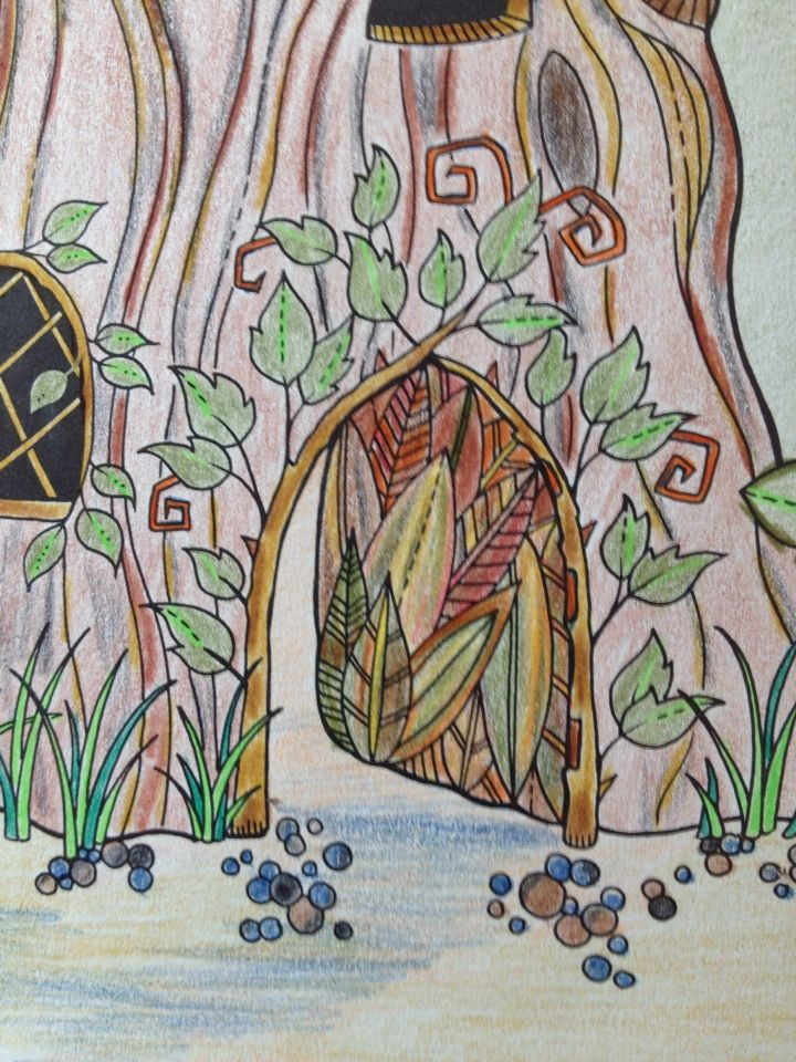 Detail Deurtje Johanna Basfordcolours By Me