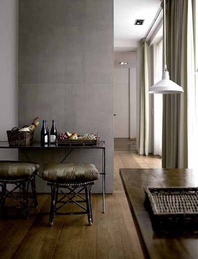saint honoré home: at home with christian liaigre