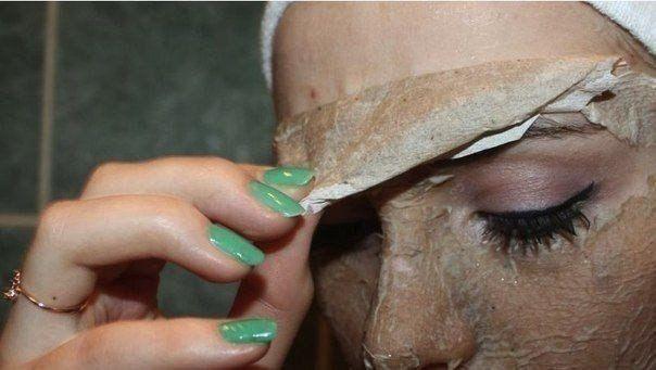 Яичная маска-пленка. Отличная альтернатива очищающим полоскам (фото поэтапно)! Эта маска - находка для меня. Действует она по принципу очищающих полосок. Очищает от черных точек и сальных пробок. В…