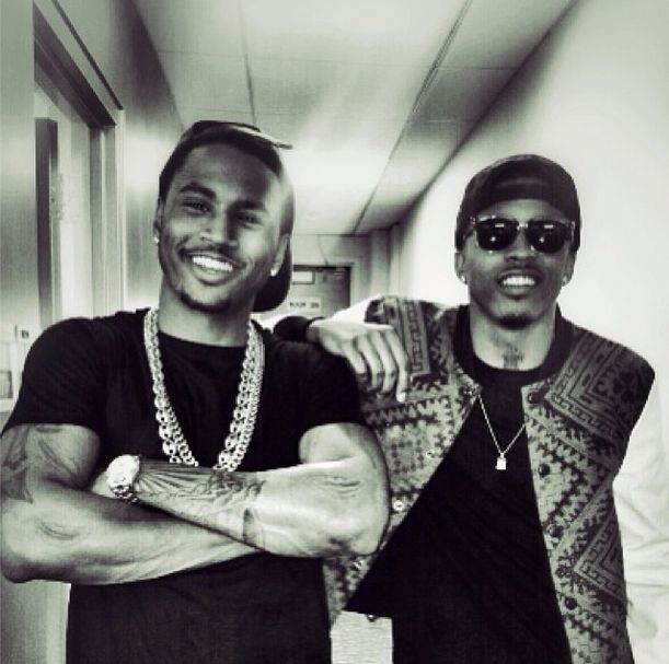 August Alsina and Trey Songz