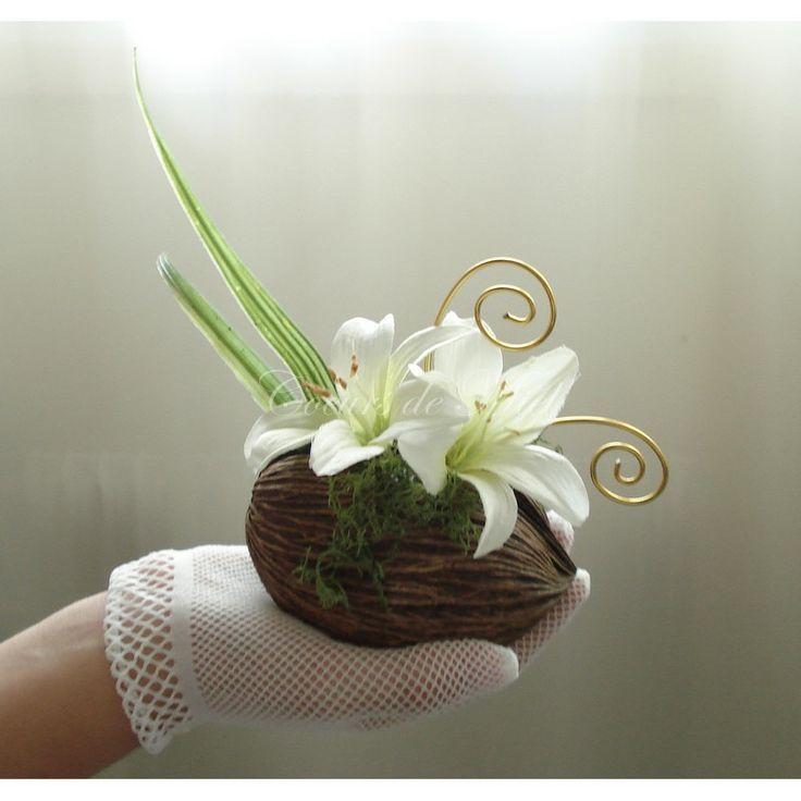 33 best Wedding ring holder images on Pinterest