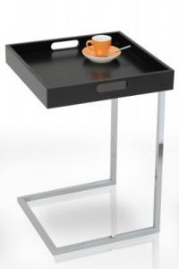 STOLIK PLANETA DESIGN stół stoły stoliki czarny