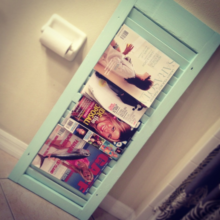 17 Best Images About Magazine Rack On Pinterest Wall Mount Pot Lids And To The Wall