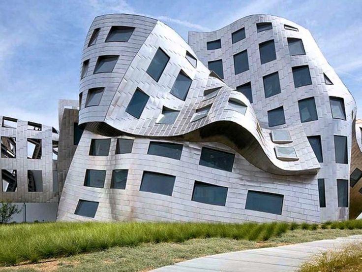 Dekonstruktivistische Architektur