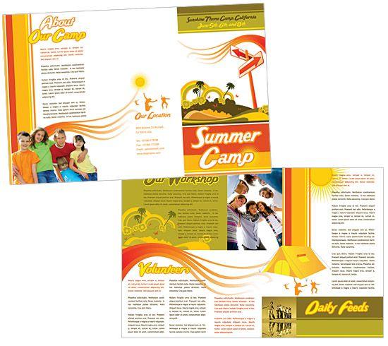 53 best Brochure Design images on Pinterest Page layout - menu templates for kids