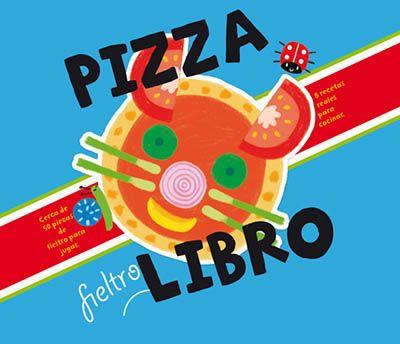 Pizza Libro, £9.75