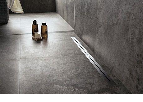 Linear Shower Drain Award Winning Design