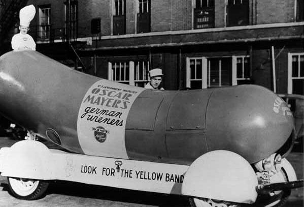 1936 ORIGINAL OSCAR MAYER WEINERMOBILE - CUSTOM CHASSIS