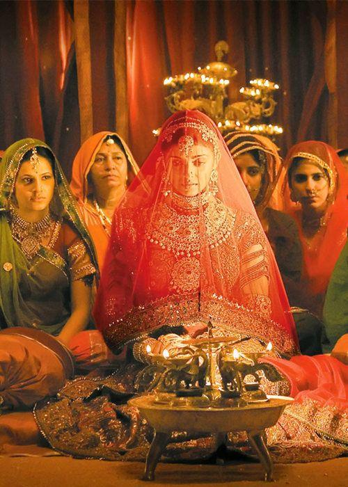 Ashwariya Rai in Jodha Akbar, bollywood bride, Indian bride #indianwedding #shaadibazaar