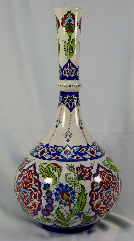 """Ceramic Vase"", 2012; by Celal Ilhan"