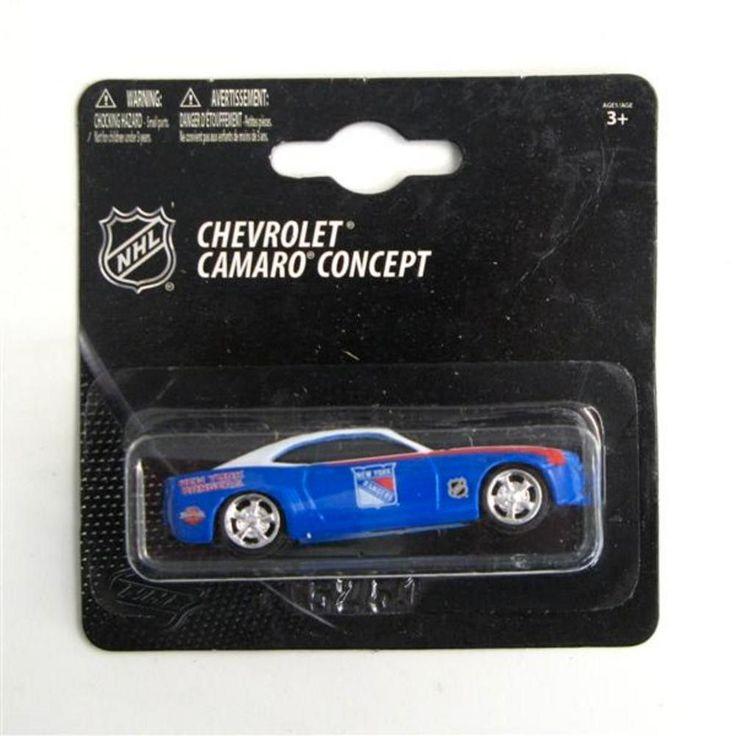 2010 1:64 Chevy Camaro - New York Rangers