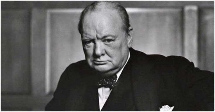 Winston Churchill was such a Passionate Smoker, he asked that his Oxygen Mask for high altitude flights be customized to fit a cigar