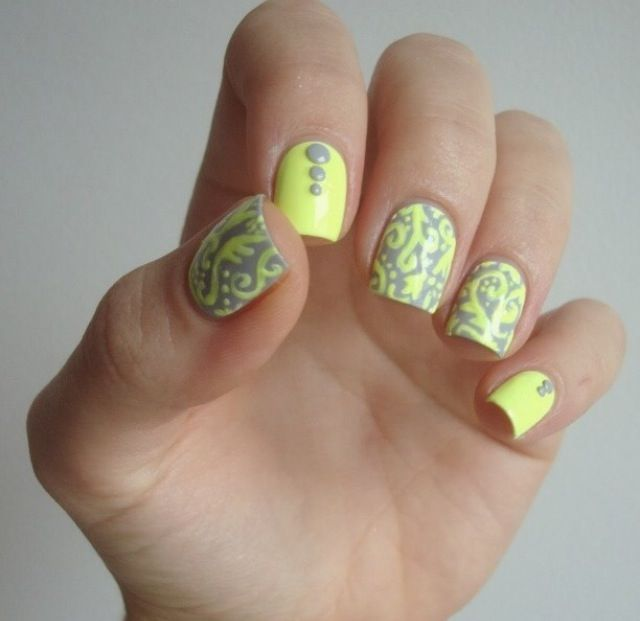 686 Best Lace Nail Art Images On Pinterest Lace Nail Art Lace Nails And Nailart