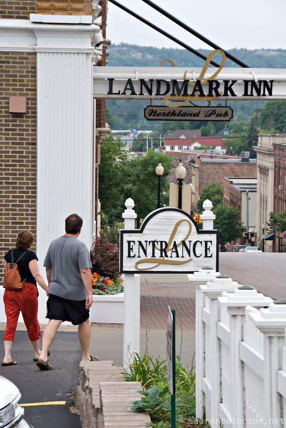 Landmark Inn - Marquette, Michigan