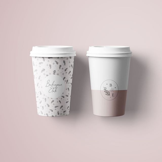 Coffee Cup Designs For Boulangerie Etoile Cute Aren T They Paper Cup Design Coffee Cup Design Tea Cup Design