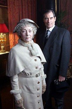 Agatha Christie's Miss Marple: The Sittaford Mystery  Starring Geraldine McEwan as Marple and Timothy Dalton as Clive Trevelyan. (2006)