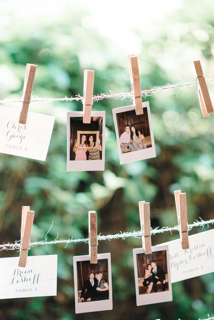 #escort-cards  Photography: Michelle Lange - michellelange.com  Read More: http://www.stylemepretty.com/2013/11/13/nashville-wedding-from-michelle-lange-photography/
