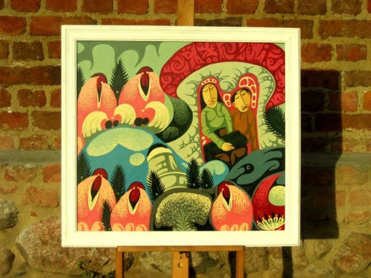 http://www.etnomuzeum.pl/pl/wernisaz-wystawy  Twórczość Bogdana Lesińskiego (1935-2005) mieści się w nurcie sztuki nieprofesjonalnej. Prace artysty gościły w renomowanych…