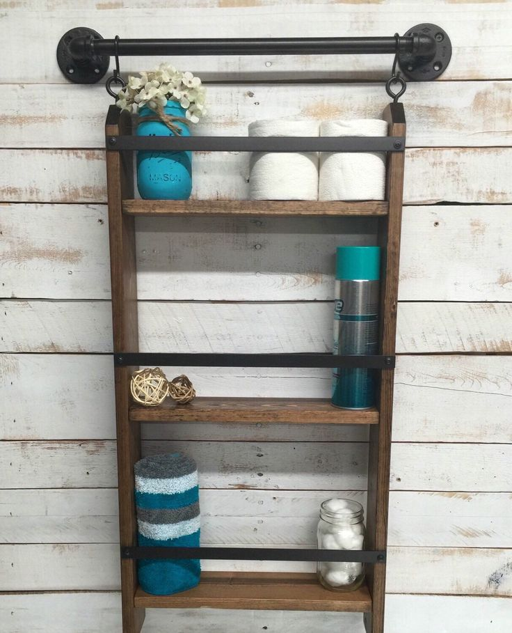 Best 25 Bathroom Ladder Ideas On Pinterest Bathroom Ladder Shelf Diy Ladder For Blankets And