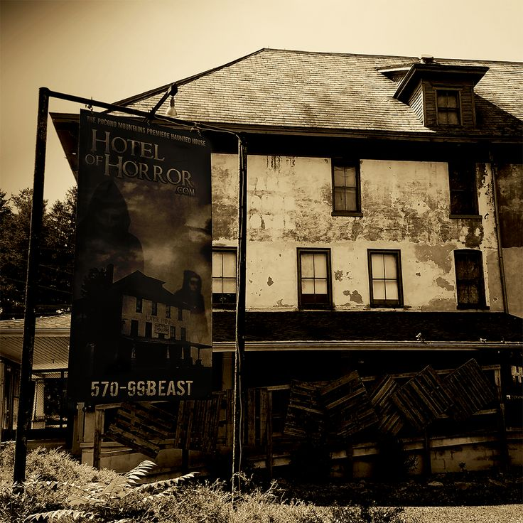 Haunted Places In Pa Halloween: 7 Best Halloween Fun In The Pocono Mountains Images On