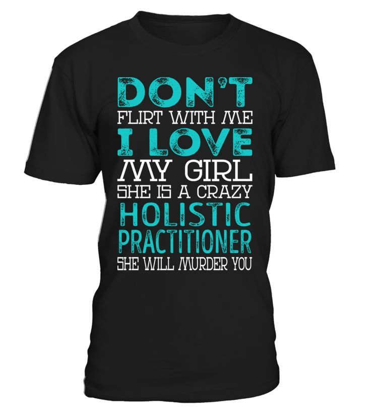 Holistic Practitioner - Crazy Girl #HolisticPractitioner