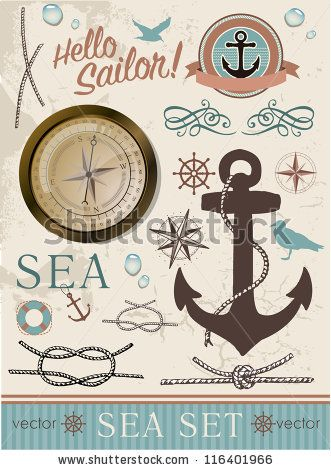 Google Image Result for http://image.shutterstock.com/display_pic_with_logo/885902/116401966/stock-vector-set-of-marine-elements-with-anchor-and-compass-116401966.jpg