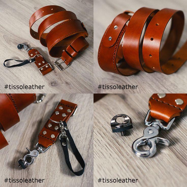 Плечевой, ремень, разгрузка, две камеры, DSLR, крепление, фотоаппарат, кожа, логотип, персонализация  Leather, strap, for dslr cameras, photographer, professional, personal, logo, tissoleather
