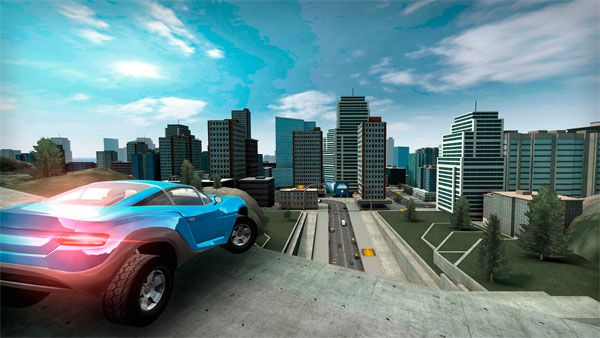 The new Extreme Car Driving Simulator 2 is here!  The most real sports cars await for you to drive in a huge open world. Drift the asphalt in the city, climb a hill of dirt in off-road or race and perform illegal stunts in the airport.