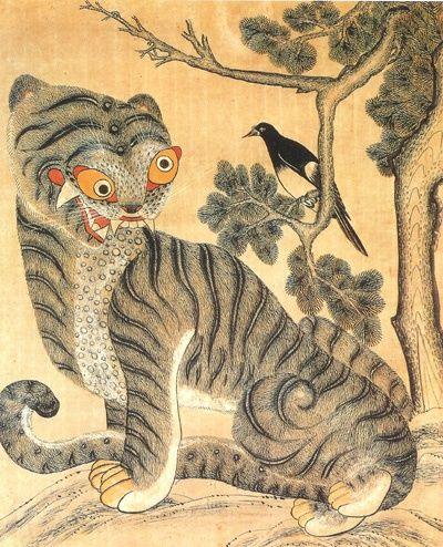 magpie and tiger - Sök på Google