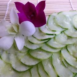 Cucumber Sunomono Allrecipes.com