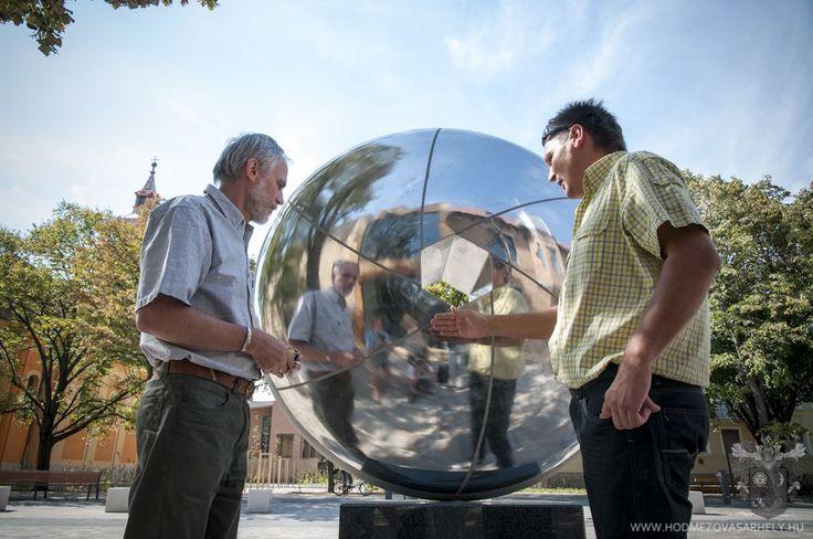 Hódmezővásárhely - V. Nagy Nándor - Nézőpont - Lucien Hervé - világhírű fotográfus, a város szülötte emlékére