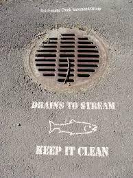 Image result for fish drain stencil
