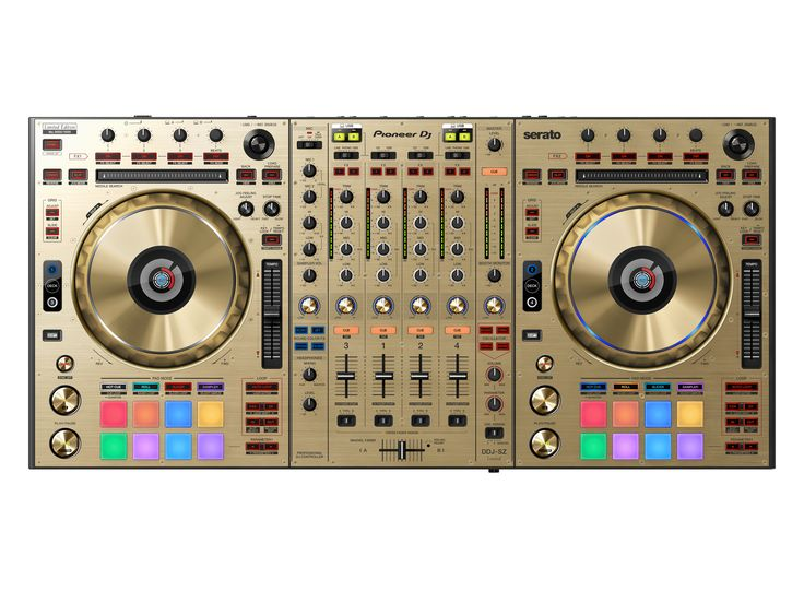 The New Pioneer DDJ-SZ-N | Gold Edition