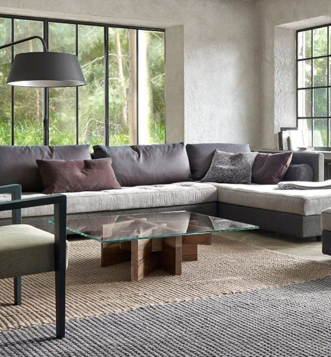 Perfect LIGNE ROSET Ashera by No mie Rognon Low table with a simple transparent top in extra clear Contemporary Designers Furniture