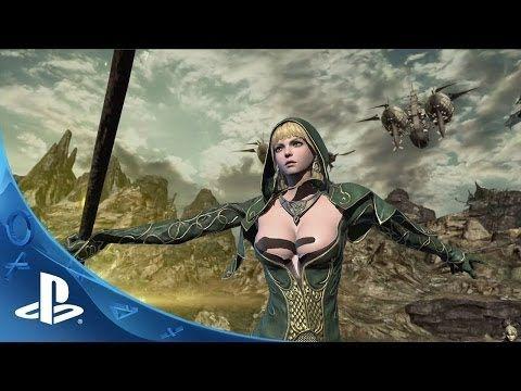 Kingdom Under Fire II Extended Battle Trailer | PS4  It is Great!
