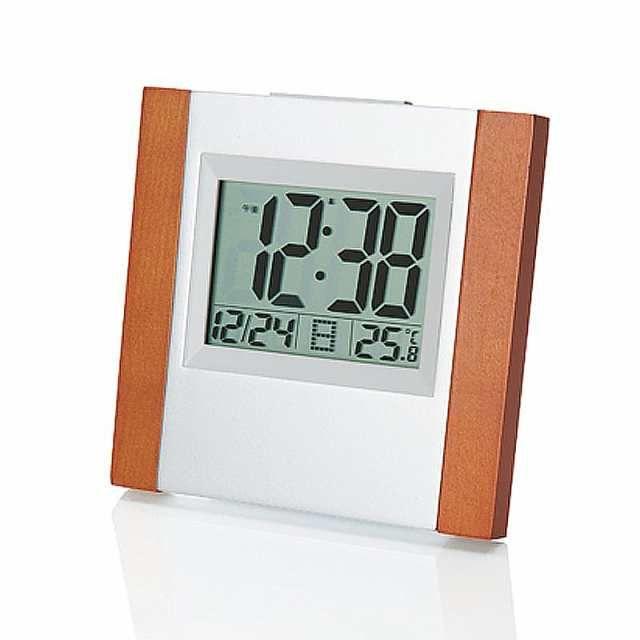 「( 電波時計 / 置時計 ) ウッド電波時計 ( 664-1111s )」の商品情報やレビューなど。