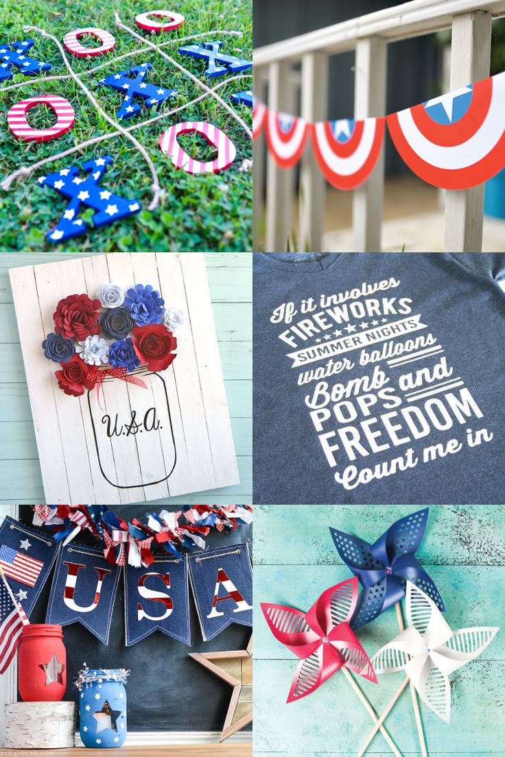 best crafts th of july images on pinterest holiday crafts