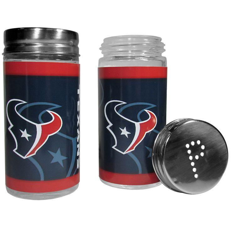 Houston Texans Tailgater Salt & Pepper Shakers