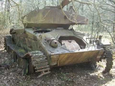 WHO-Tube: WW2 Tank Wrecks - http://www.warhistoryonline.com/whotube-2/tube-ww2-tank-wrecks.html