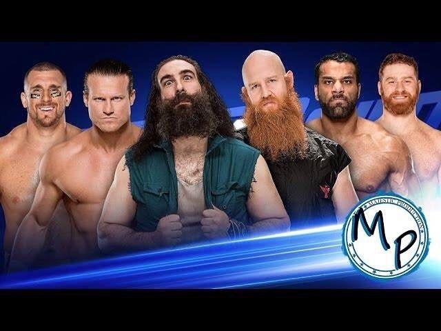 @mojorawleywwe vs @heelziggler vs @luke_gallowswwe vs @realerickrowanwwe vs @jindermahal vs @ilikesamizayn_ last week on WWE SmackDown Live  https://youtu.be/l3FdUoEcu8I  . . . #prowrestling #professional #wrestling #wrestler #wrestle #mma #mixedmartialarts #fitness #fitnessmotivation #fight #youtube #youtubers #youtuber #youtubechannel #WWE @wwe @youtube #Smackdown #WWESmackdown #SDLive #SmackdownLive #MojoRawley #LukeHarper #DolphZiggler #JinderMahal #ErickRowan #SamiZayn