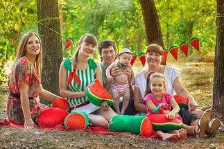 Детская фотосъемка Кировоград, детская фотография на природе, детские фотоп...