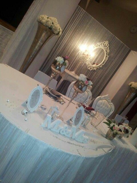 Brauttisch Barrock