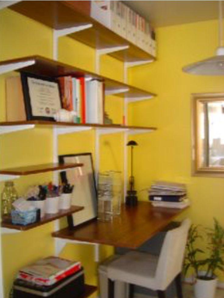 Elfa. Office SetOffice IdeasOffice ...