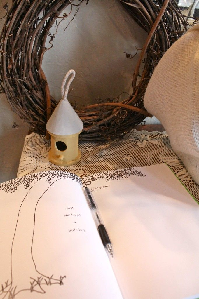 Guestbook.... baby book love!