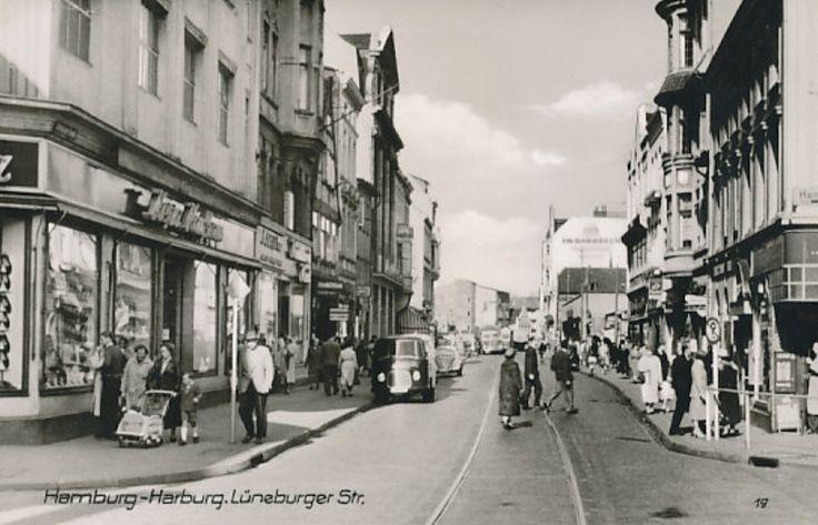 Hamburg Harburg Hamburg, Bilder, Historische bilder