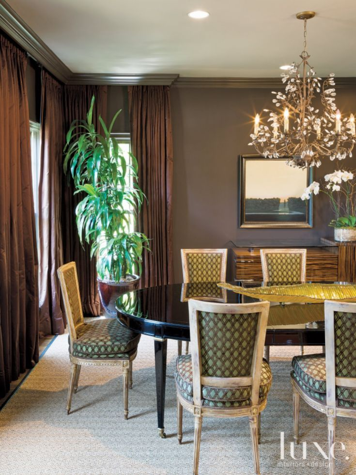 17 best ideas about brown dining rooms on pinterest for Ridgley dining room set